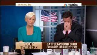 Joe Scarborough reacts to Romney clip - 'Sweet Jesus'
