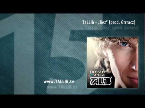 Tekst piosenki Tallib - Bez po polsku