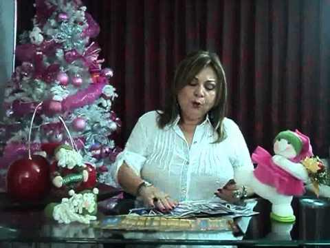Flor Tarot - El amor para los doce signos - Diciembre 2012