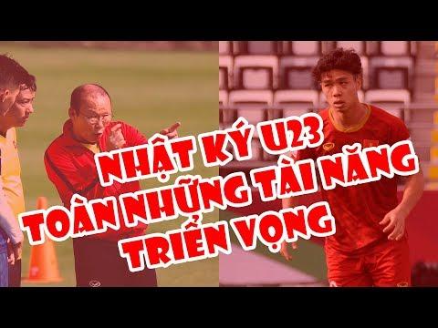 Nhật ký U23 | TOP 10 cầu thủ trẻ hay nhất Việt Nam - 1 cái tên thừa sức thay thế Công Phượng - Thời lượng: 10 phút.