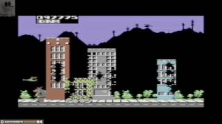 Rampage [USA Version] (Commodore 64 Emulated) by GTibel