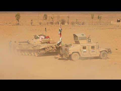 Ιράκ: Συνεχίζεται η προέλαση του στρατού προς την Μοσούλη – world