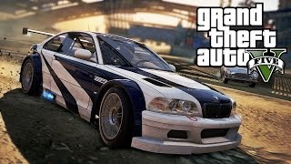 Nonton GTA 5 - Как появилась BMW M3 E46 GTR  в Need For Speed: Most Wanted Film Subtitle Indonesia Streaming Movie Download