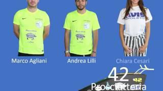 #vaporetti2017 Equipaggio N°42 Prosciutteria del Corso