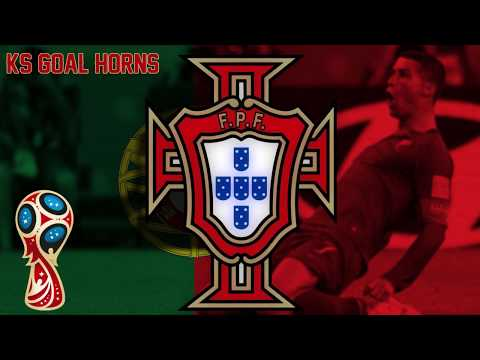 Portugal 2018 World Cup Goal Song