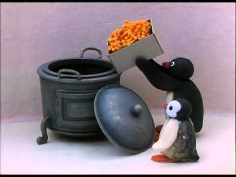 Pingu As A Chef - Pingu Official Channel