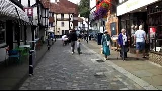 Hitchin United Kingdom  City pictures : Google Glass: walk through Hitchin, Herts