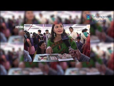 , Sweet Festival Hyderabad 2018 - Sukanya from Assam