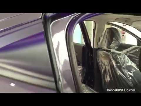 คลิปพรีวิว Honda HR-V 1.8EL สีเทารูสแบล็ค รุ่นท๊อป ทั้งภายนอกและภายในห้องโดยสาร