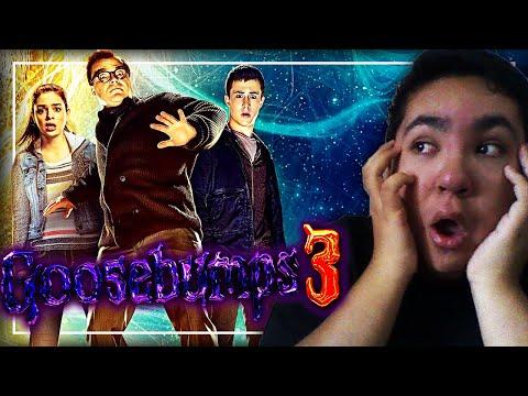 """Goosebumps 3: HorrorWorld"" Posible Tercera entrega // El Rincón Del Cine"