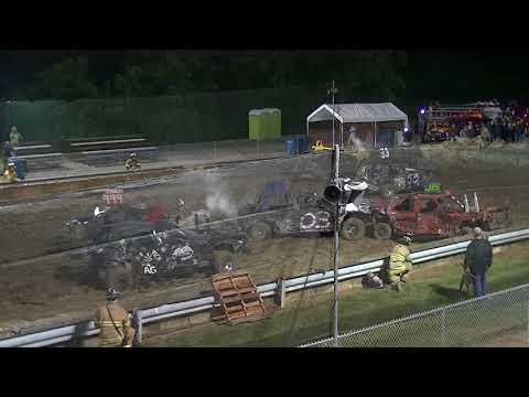Roanoke Derby - Modified Heat (2018)
