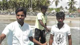 Tarangambadi India  City new picture : Tharangambadi / Tranquebar.wmv