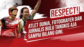 Video Pesan Atlet Dunia untuk Liliyana Natsir & Debby Susanto MP3, 3GP, MP4, WEBM, AVI, FLV April 2019