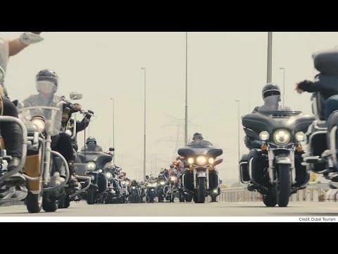 Ντουμπάι: Βόλτα με μοτοσικλέτες στην έρημο για τους λάτρεις της περιπέτειας!…