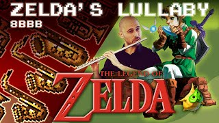 Video Zelda's Lullaby - Flute + Big Band Version!  (The 8-Bit Big Band) MP3, 3GP, MP4, WEBM, AVI, FLV Oktober 2018