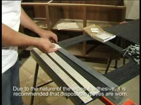 maia - Applying Edging (видео)