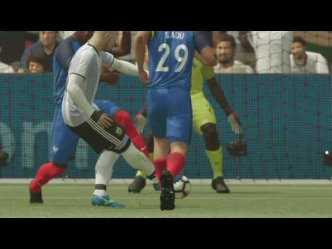 FIFA 17 Pro Clubs - The Back Heel Rollers