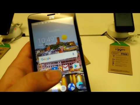Zte Sonata 3, Alcatel Streak, Kyocera Hydro View, Cricket Wireless, Screen Shot, Tips and Tricks