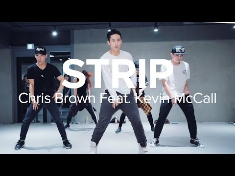 Strip - Chris Brown feat. Kevin McCall / Eunho Kim Choreography