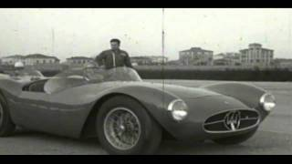 Maserati History - Symbol of the Company