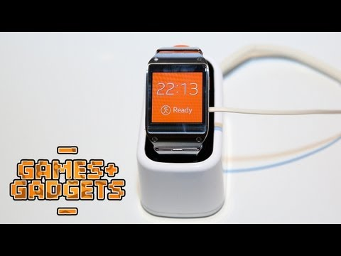 Top Ten Samsung Galaxy Gear Features | SBTV Games & Gadgets