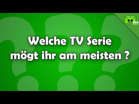 Welche TV Serie mögt ihr am meisten ? - Frag PietSmiet ?!
