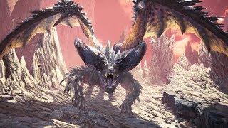 Monster Hunter World: Iceborne - Ruiner Nergigante (Solo / Longsword)