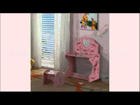Video YouTube breakdown of the Kids Desk With Stool
