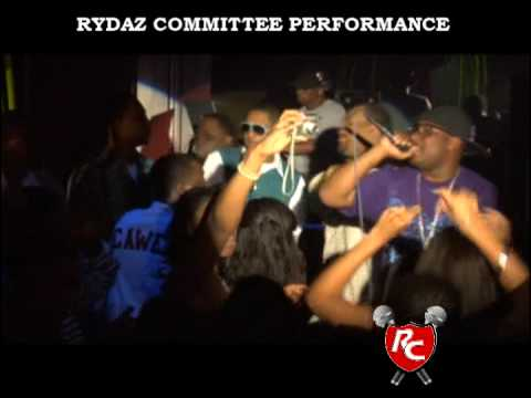Pardon My Swag - PARDON MY SWAG PARTY (SESSION AND FRANCHEYES OF THE RYDAZ COMMITTEE PERFORMING