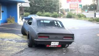 LS7 1967 Vengeance Streetfigher Camaro Preview
