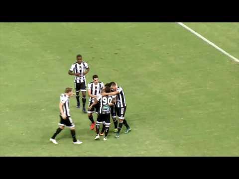 Ceará 1 x 0 Tiradentes - 1ª Rodada - Cearense 2017