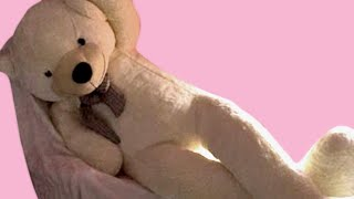 This Giant Teddy Bear's Massive Legs Are Freaking Us Out | Weird Internet News