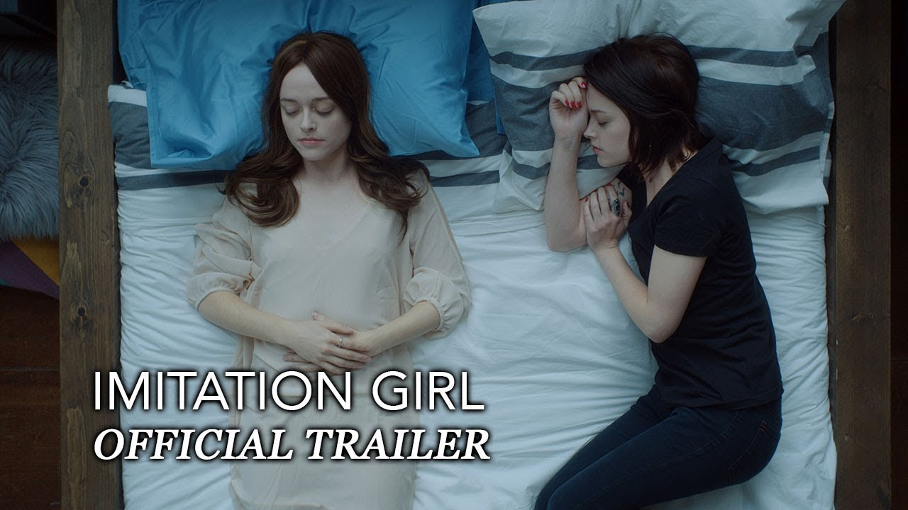 Imitation Girl - Official Trailer