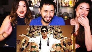 Video CHAMMAK CHALLO   Ra One   SRK   Music Video Reaction! MP3, 3GP, MP4, WEBM, AVI, FLV Juni 2018