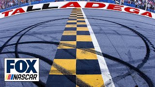 Talladega is filled with record speeds, horrific crashes and amazing finishes | NASCAR RACE HUB by FOX Sports