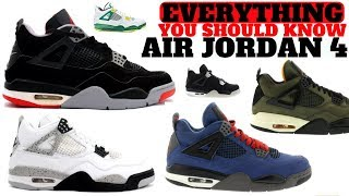Video EVERYTHING You Need To Know About The AIR JORDAN 4! History Meets Hype MP3, 3GP, MP4, WEBM, AVI, FLV November 2018
