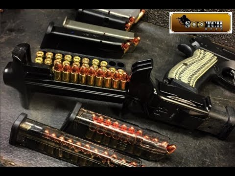 Fastest way to Load Pistol Magazine ETS Speed Loader