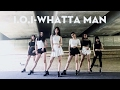 I.O.I-Whatta man dance cover by Swag hk