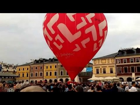Video Balony nad Twierdzą Zamość 2016 Full HD download in MP3, 3GP, MP4, WEBM, AVI, FLV January 2017