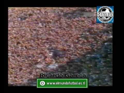 Goles de Ricardo Gareca