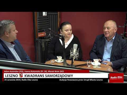Wideo1: Leszno Kwadrans Samorządowy 25.09.2019