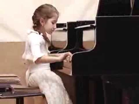 The fifth national competition of young pianists