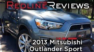 Redline Review: 2013 Mitsubishi Outlander Sport