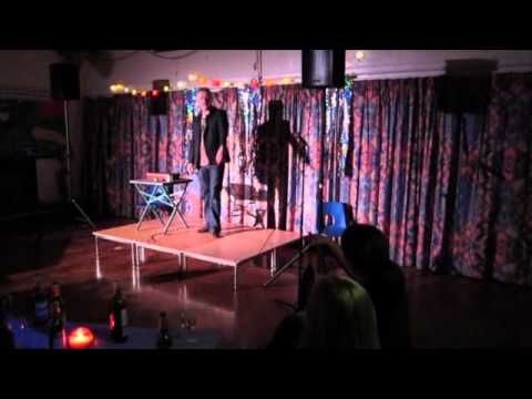 Stand up comedy magic