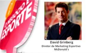 Patrocínio olímpico: McDonald's
