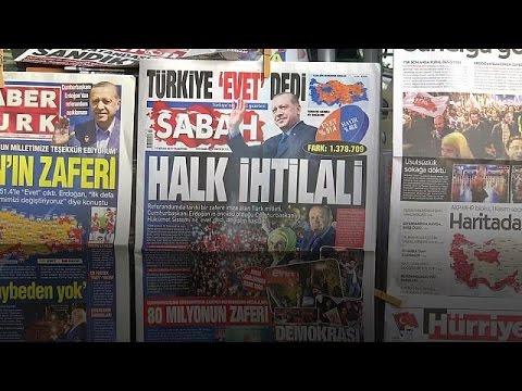 Η πύρρειος νίκη Ερντογάν προβληματίζει τους υποστηρικτές του «όχι»