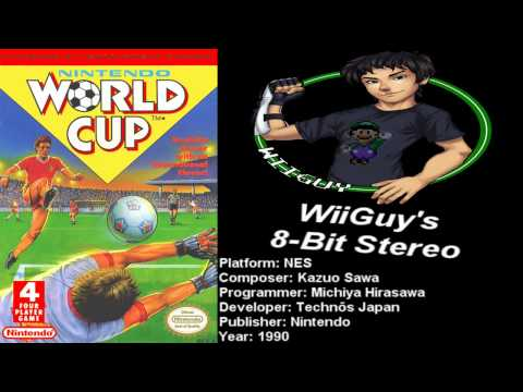 nintendo world cup nes musicmatch theme 2