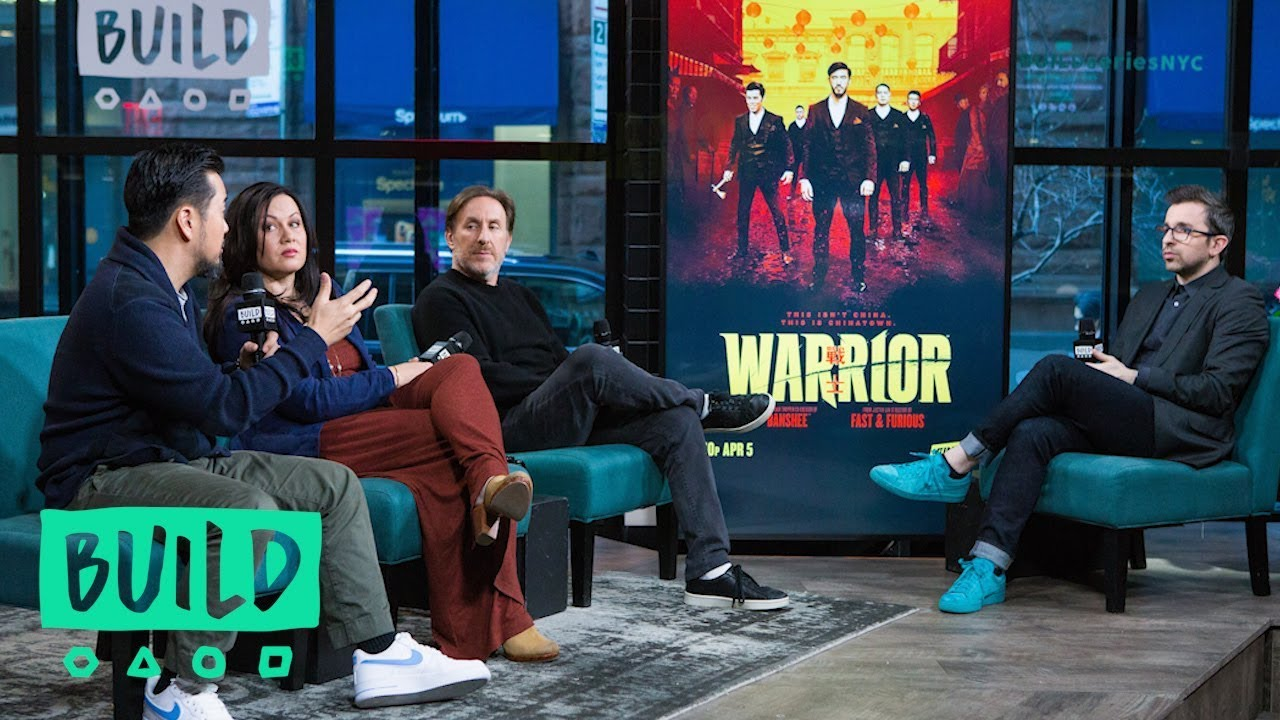 "Shannon Lee, Jonathan Tropper & Justin Lin Talk About Cinemax's ""Warrior"""