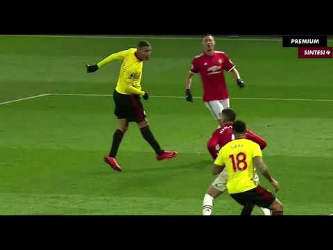 Watford vs Manchester United 2 4   All Goals & Highlights   26 11 2017 HD