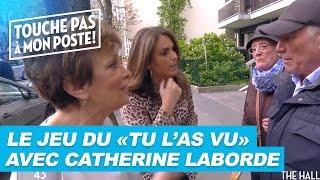 "Video Le jeu du ""tu l'as vu"" avec Catherine Laborde ! MP3, 3GP, MP4, WEBM, AVI, FLV Agustus 2017"